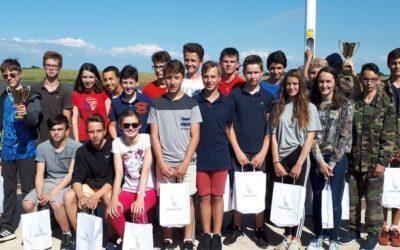 Rallye sportif citoyen inter-collèges du samedi 2 juin 2018